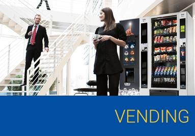 Distributori automatici - Il meglio per il vending