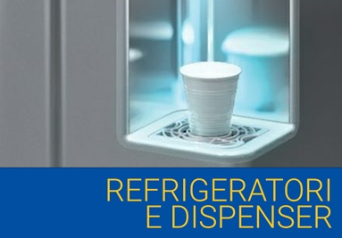 Refrigeratori e dispenser