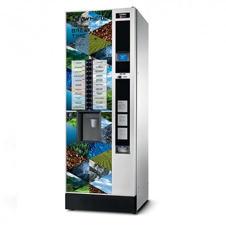 Distributore automatico Necta Canto Plus / Top - Canto Top Doppio Espresso Dual Cup