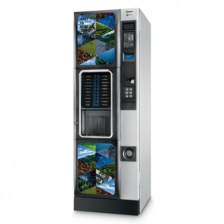 Distributore automatico Necta Opera Doppio Espresso